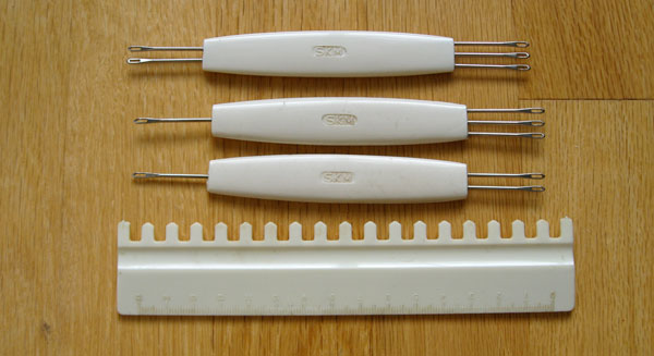 knitting machine tools accessories